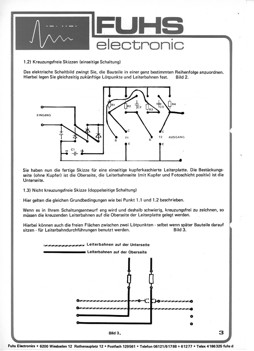 Berühmt Zeichnen Von Elektrischen Schaltungen Galerie - Elektrische ...